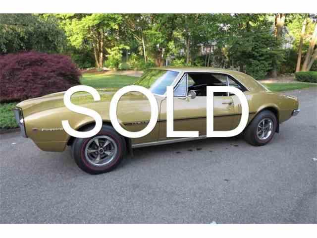 1967 Pontiac Firebird | 904842