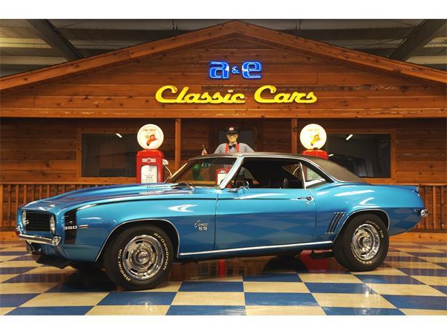 1969 Chevrolet Camaro | 904863