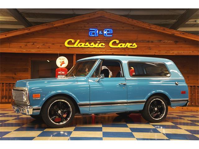 1970 Chevrolet Blazer | 904864