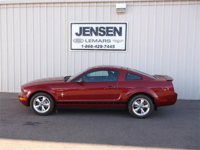 2008 Ford Mustang | 904885