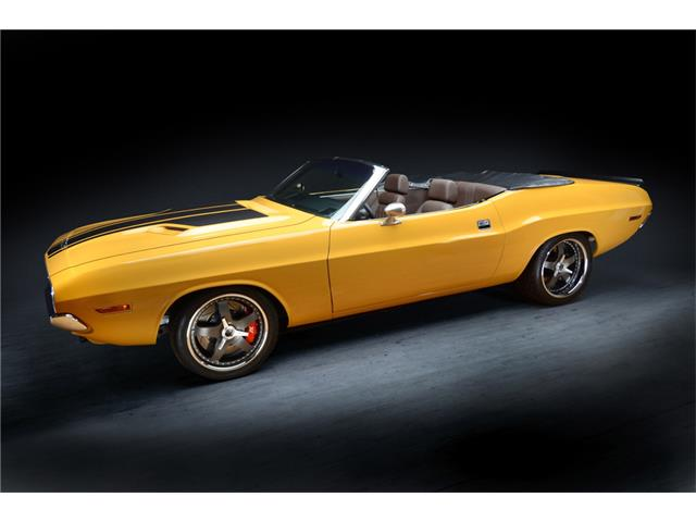 1971 Dodge Challenger R/T | 900489