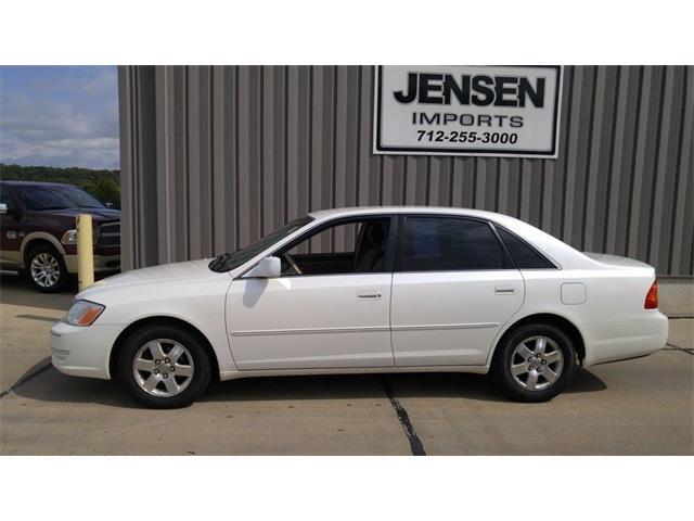 2001 Toyota Avalon | 904935
