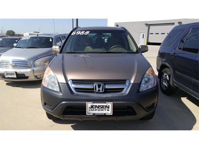 2004 Honda CR-V | 904945