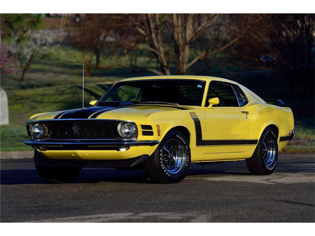 1970 Ford Mustang | 900495