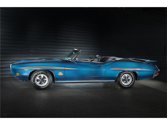 1970 PONTIAC GTO JUDGE RAM AIR III | 900496
