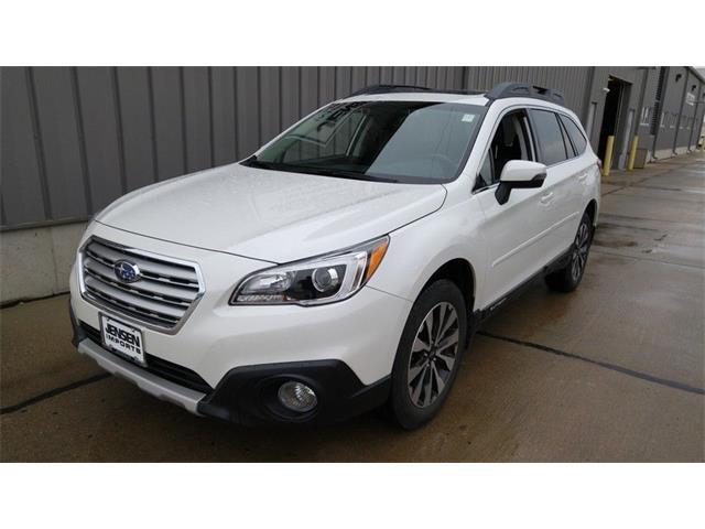 2015 Subaru Outback 2.5i Limited w/Moonroof/KeylessAccess/Nav/EyeSight | 904962