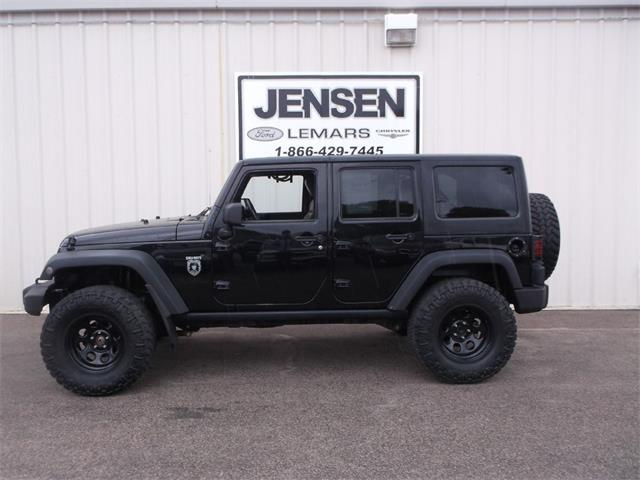 2011 Jeep Wrangler Unlimited Rubicon | 904980