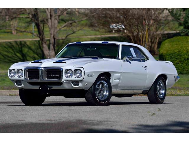 1969 Pontiac Firebird Trans Am | 900500
