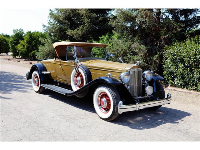 1934 PACKARD TWELVE 1107 | 900501