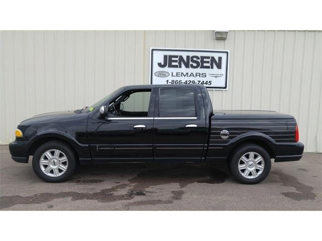 2002 Lincoln Blackwood Base | 905024