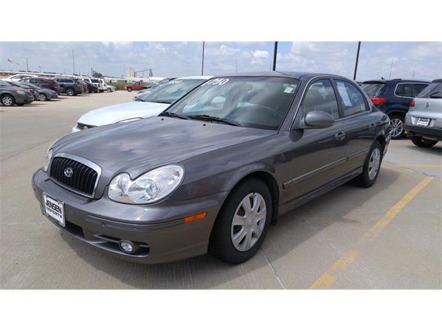 2002 Hyundai Sonata Base | 905025