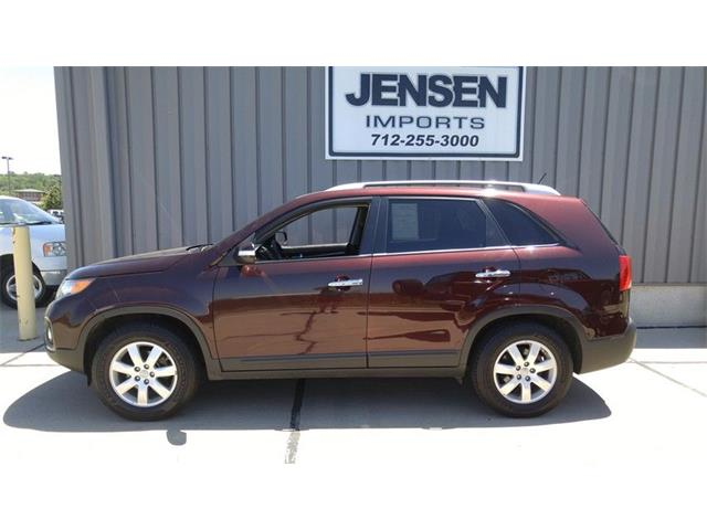 2012 Kia Sorento LX w/Convenience Package (A6) | 905075