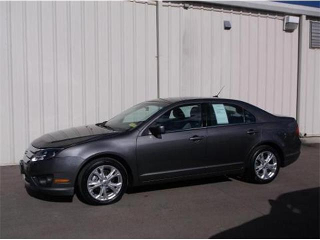 2012 Ford Fusion | 905109