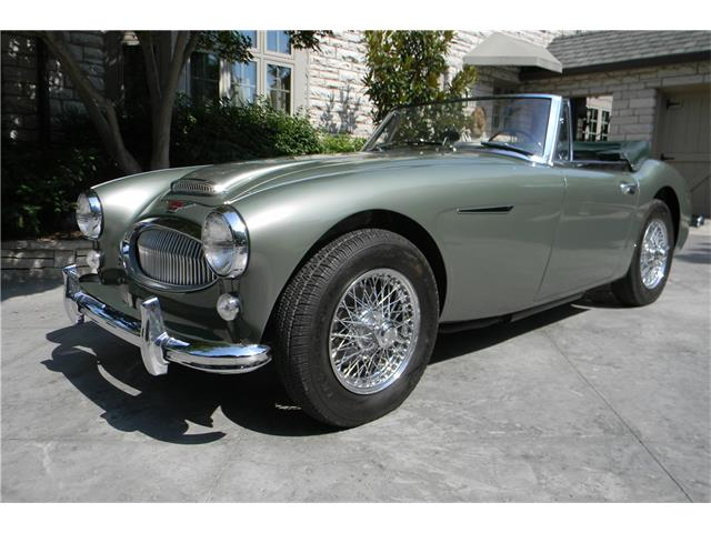 1964 AUSTIN-HEALEY 3000 MARK III BJ8 | 900513