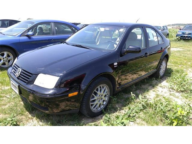 2001 Volkswagen Jetta Wolfsburg Edition | 905144