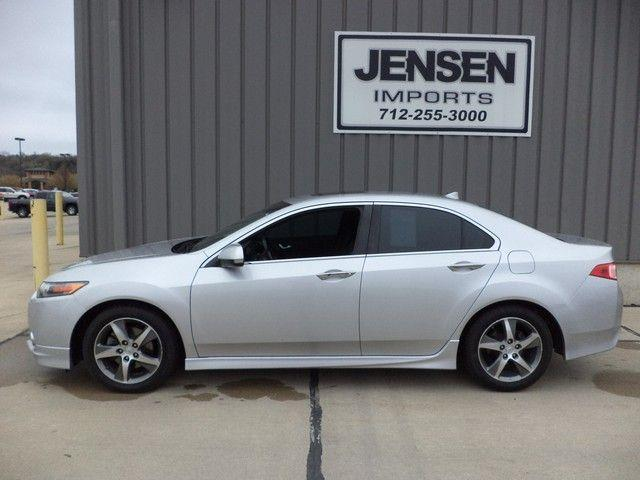 2012 Acura TSX Special Edition 5-Speed Automatic | 905183