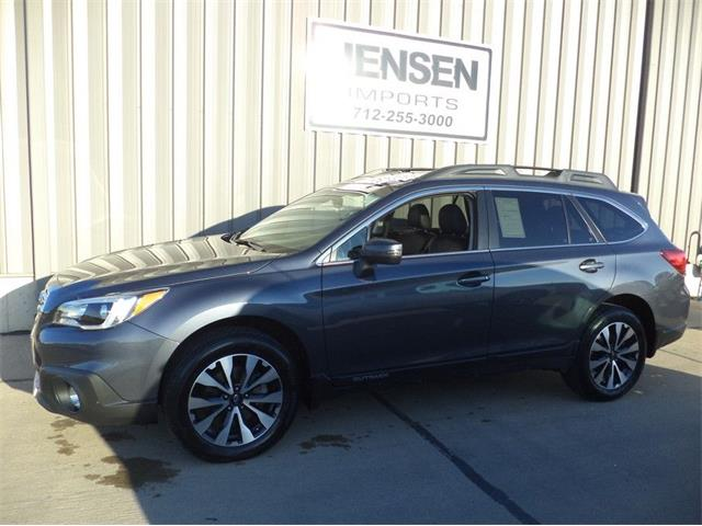 2015 Subaru Outback 2.5i Limited w/Moonroof/KeylessAccess/Nav/EyeSight | 905191