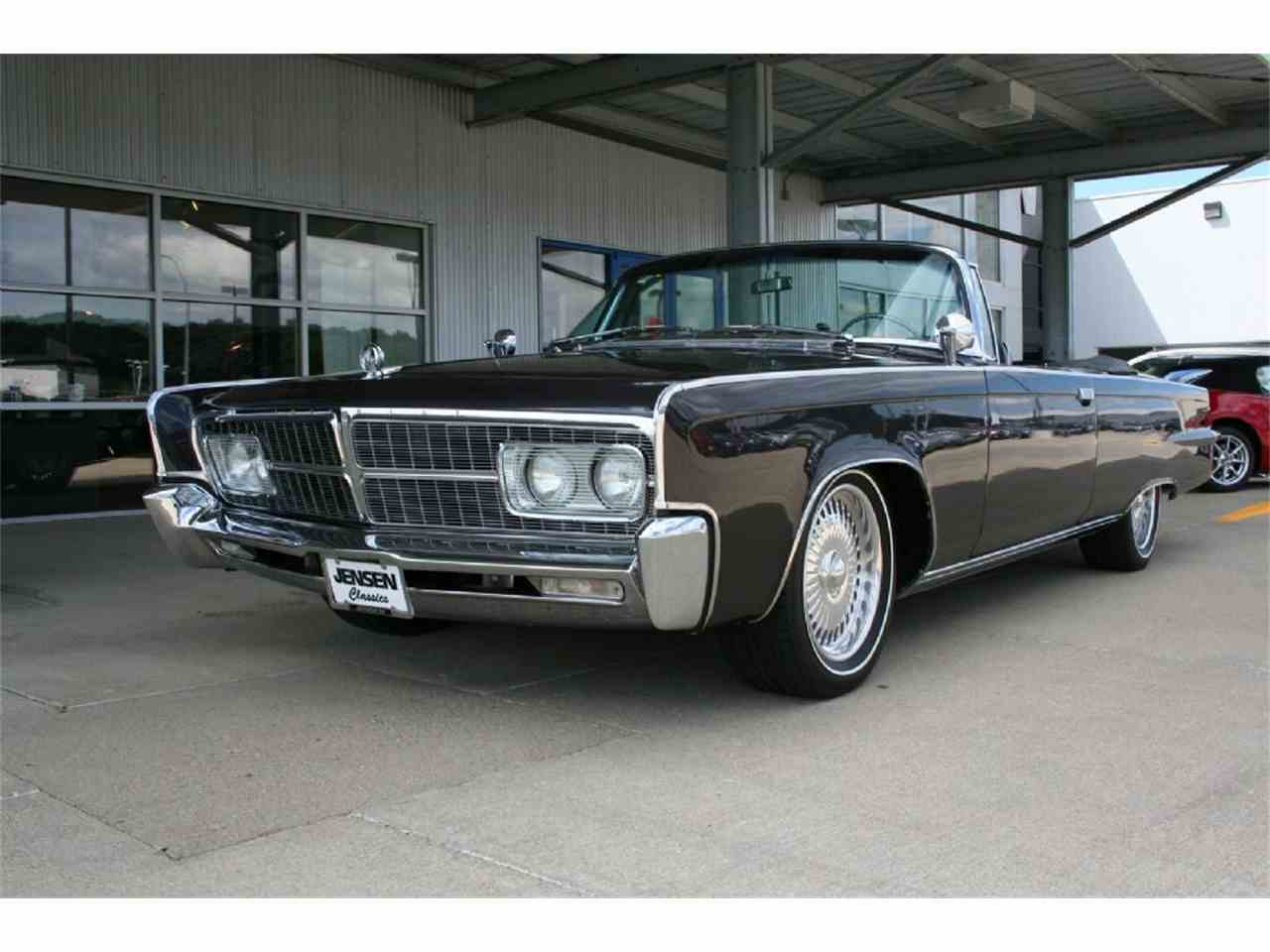 Large Picture of Classic 1965 Chrysler Imperial located in Sioux City Iowa - JEGD