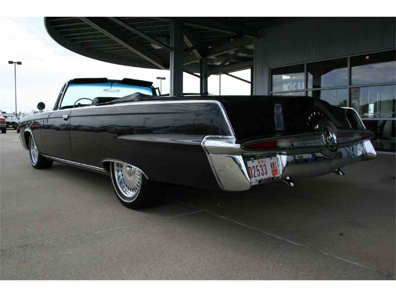 Large Picture of 1965 Chrysler Imperial located in Sioux City Iowa Offered by Jensen Dealerships - JEGD