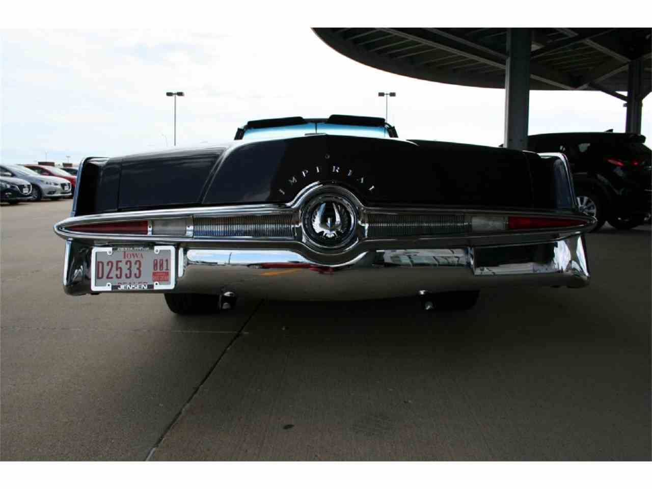 Large Picture of 1965 Imperial located in Iowa - $54,300.00 - JEGD