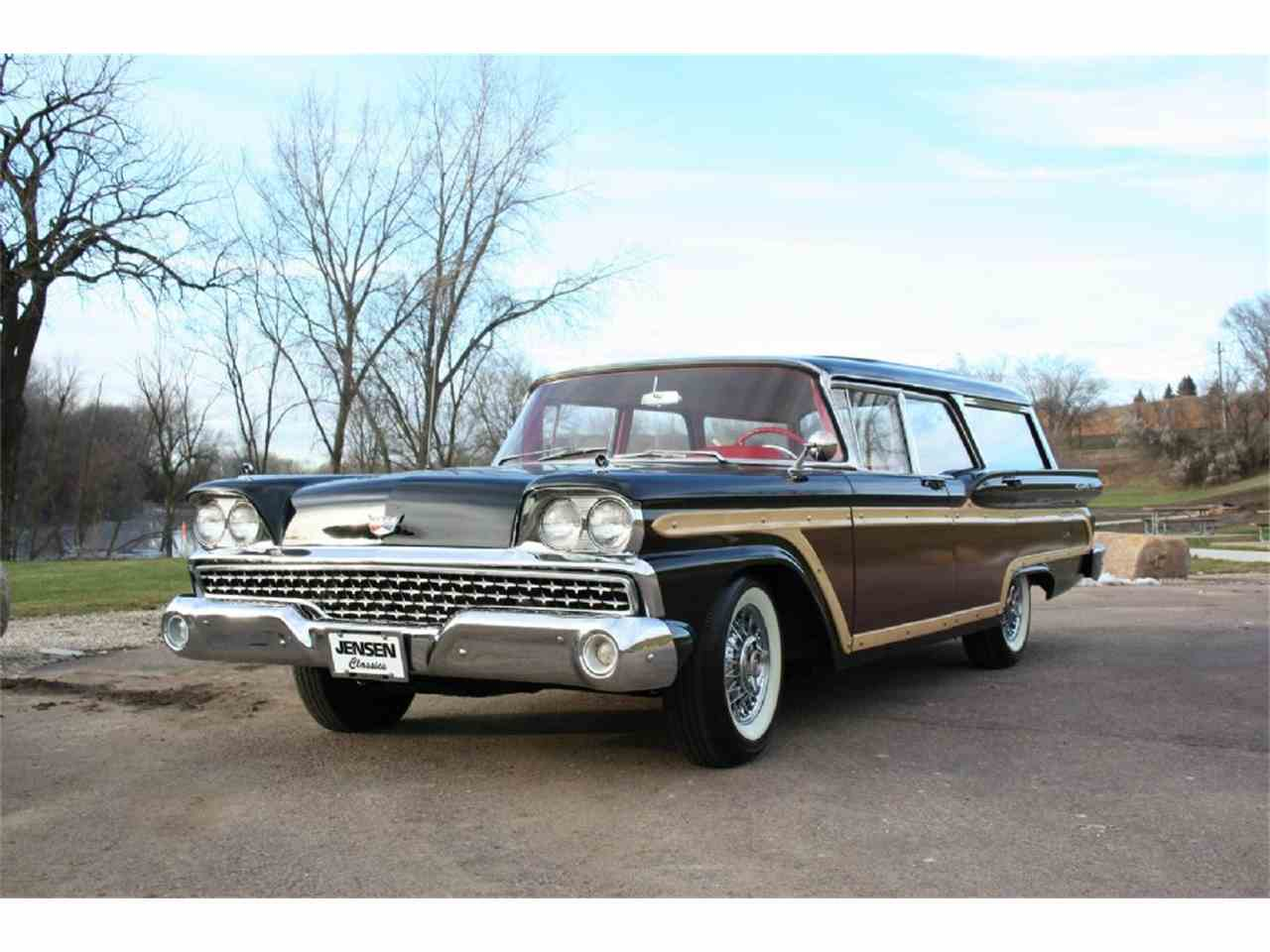 Large Picture of '59 Country Squire - JEGJ