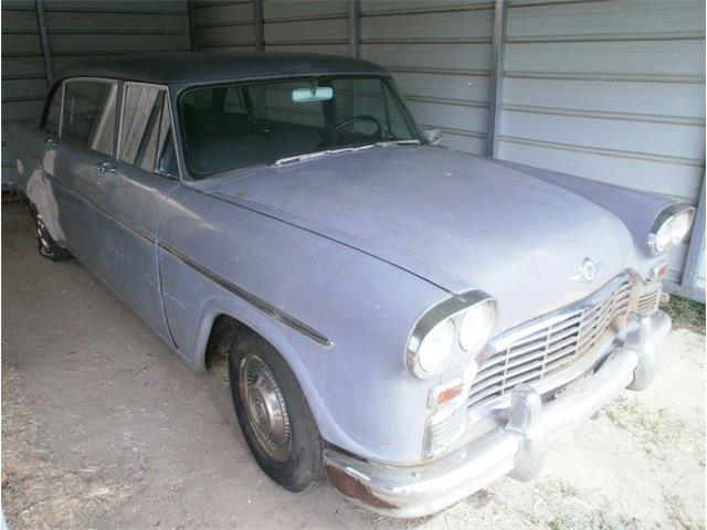 1965 Checker 4-Door Sedan | 905219