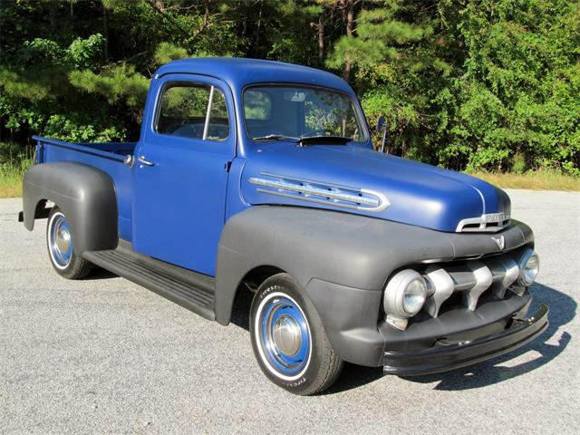 1951 Ford F1 | 905226