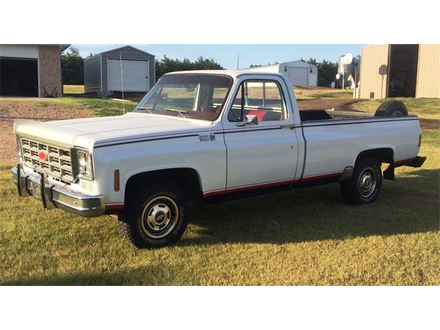 1978 Chevrolet Custom Deluxe Pickup | 905228