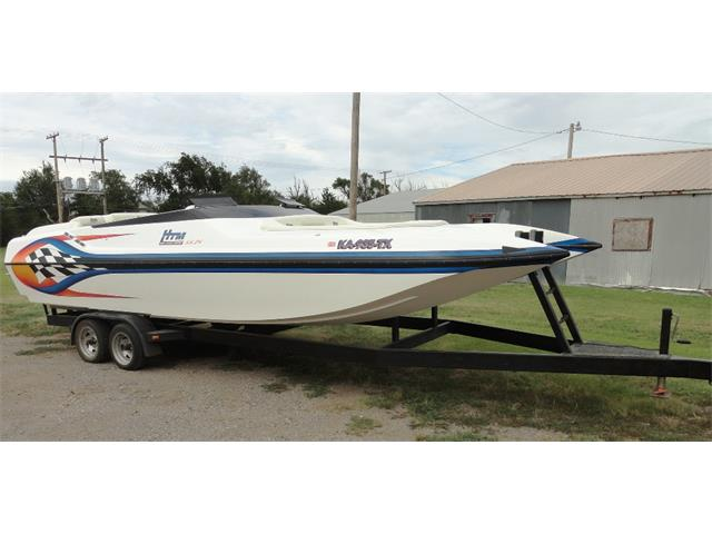 2001 HTM SS - 24' Powerboat | 905234