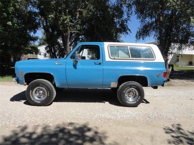 1976 Chevrolet Blazer | 905237