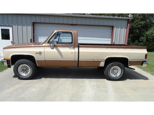 1981 Chevrolet K-20 | 905259