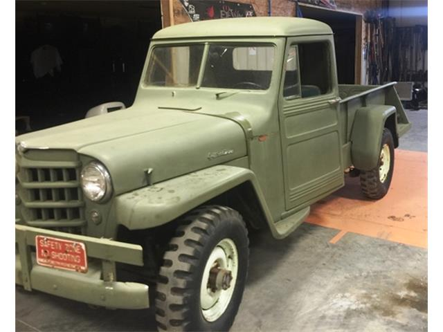 1953 Willys Pickup | 905260