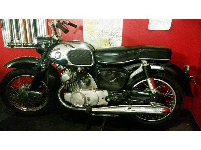 1967 Honda Motorcycle 160 | 905261