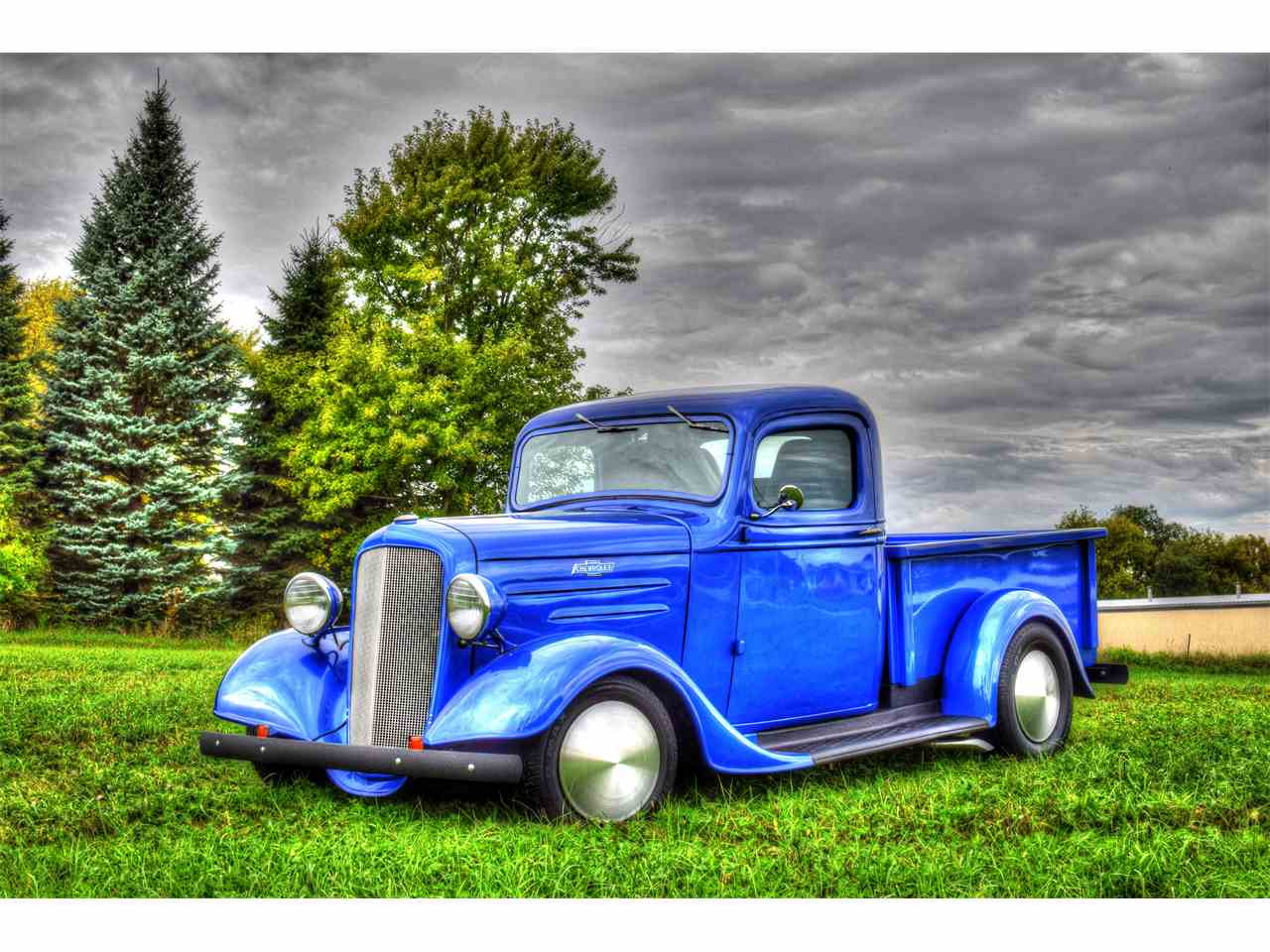 1937 to 1939 Chevrolet Pickup for Sale on ClassicCars.com - 11 ...