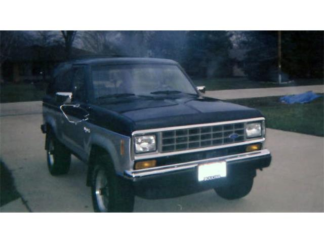 1987 Ford Bronco II | 905284
