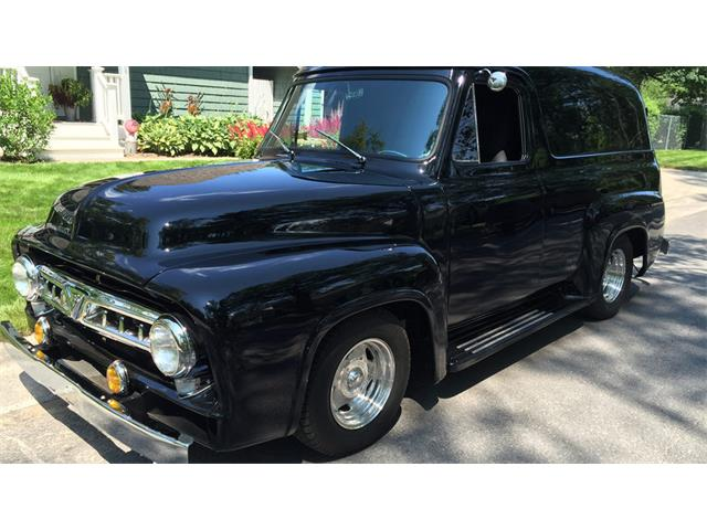 1953 Ford Panel Truck | 905288