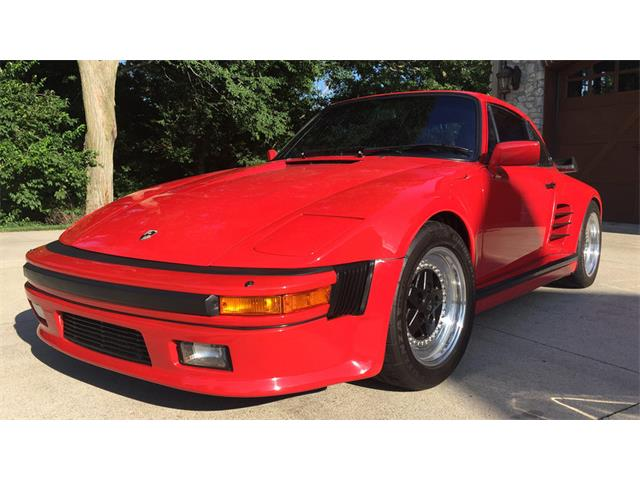 1985 Porsche 911 Turbo | 905292