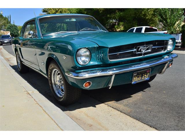 1965 Ford Mustang | 900530
