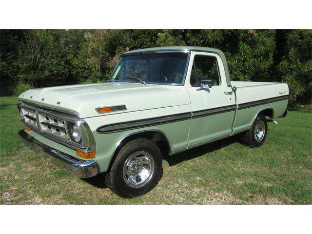 1971 Ford F100 | 905310
