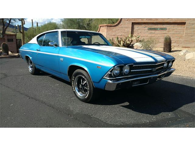 1969 Chevrolet Chevelle SS | 905313