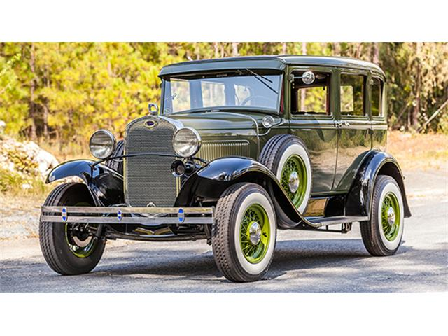 1930 Ford Model A Restomod Town Sedan | 905315