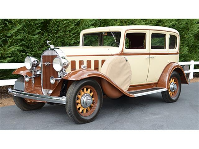 1932 Buick Series 50 Special Five-Passenger Sedan | 905316