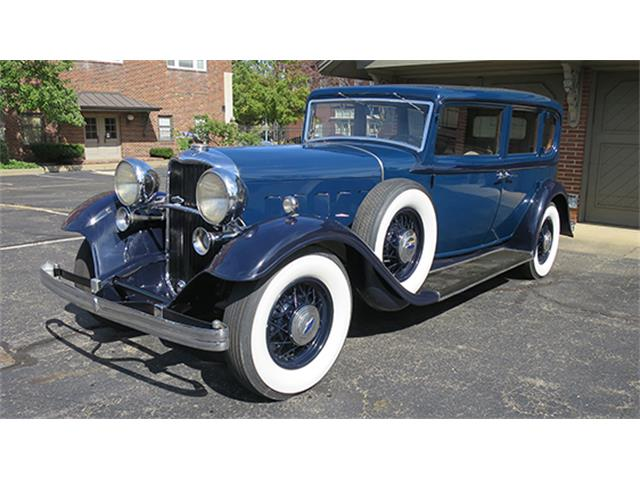 1932 Lincoln KB V-12 Five-Passenger Sedan | 905322