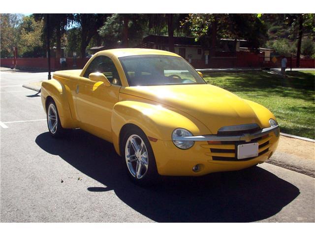 2003 Chevrolet SSR | 905324