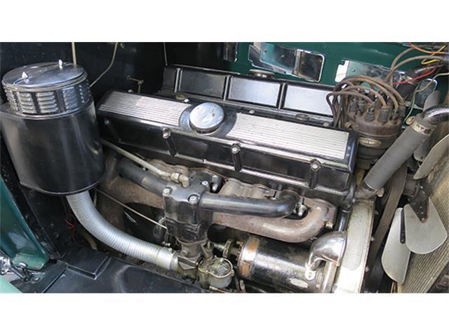 1933 Cadillac 370C V-12 Five-Passenger Town Sedan | 905325