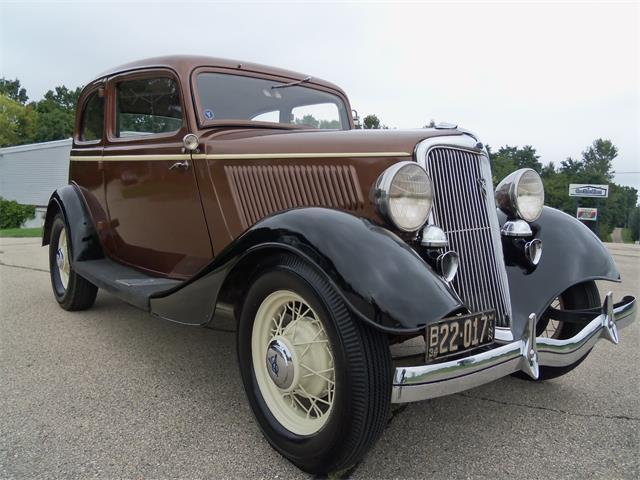 1934 Ford Victoria | 900533