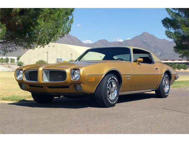 1970 Pontiac Firebird | 905330