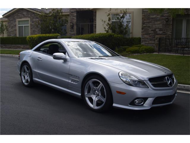 2009 Mercedes-Benz SL55 | 905337