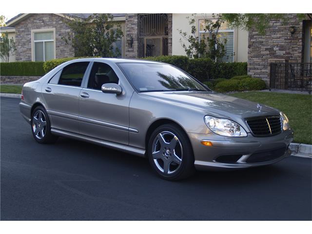 2004 Mercedes-Benz S430 | 905338