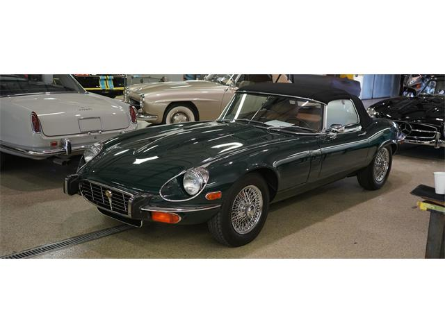 1973 Jaguar E-Type | 900534